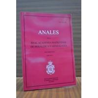 ANALES DE LA REAL ACADEMIA MATRITENSE DE HERÁLDICA Y GENEALOGÍA. Tomo XVII. Año 2014